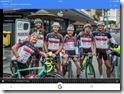 1 - Alcuni portacolori alla Pinarelli Cycling Marathon