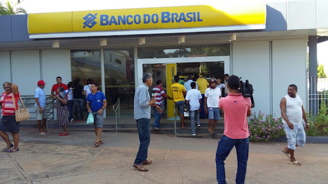 Resultado de imagem para banco do brasil de esperantinopolis