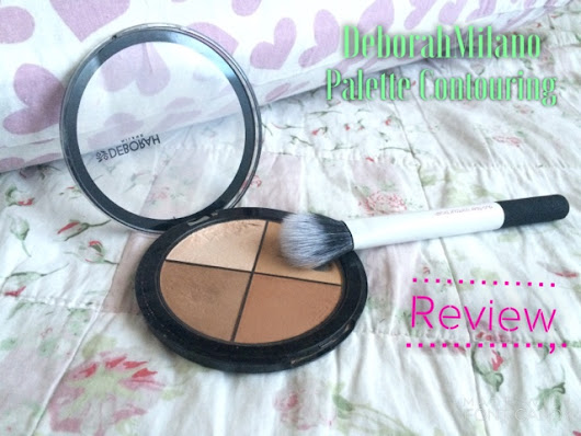 Review: Palette Contouring by Deborah Milano