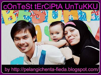 Contest Tercipta Untukku By Mama Rayyan