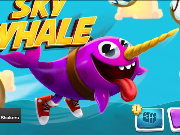 Sky Whale, Game Favorit Kinza