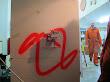 giant spray painting polargraph robot