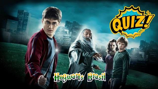 HB Games: Quiz você realmente prestou atenção em Harry Potter e o Enigma do Príncipe ?