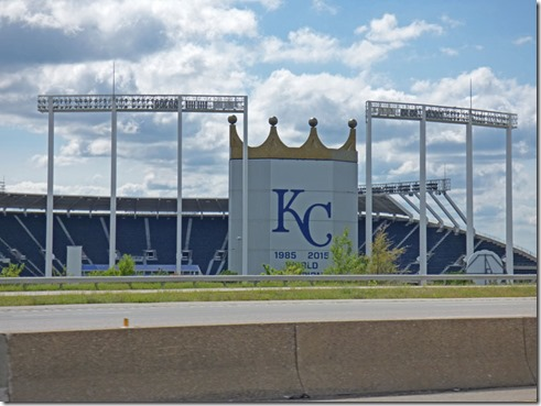 Kansas City Royals Staduim