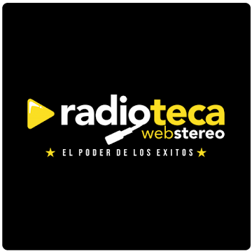 Logo Radioteca WebStereo