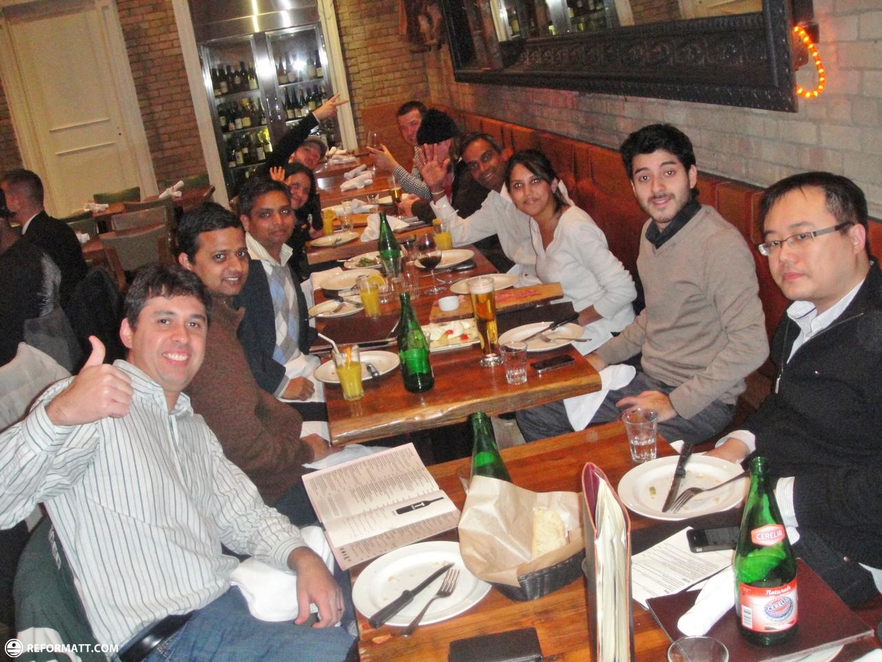Good Italian Restaurants In Gta