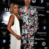 OIC - ENTSIMAGES.COM - Lady Nadia Essex and Fashion Designer Victor Wong at the  Miss GB South East pageant at DSTRKT London 18th July 2015 Photo Mobis Photos/OIC 0203 174 1069