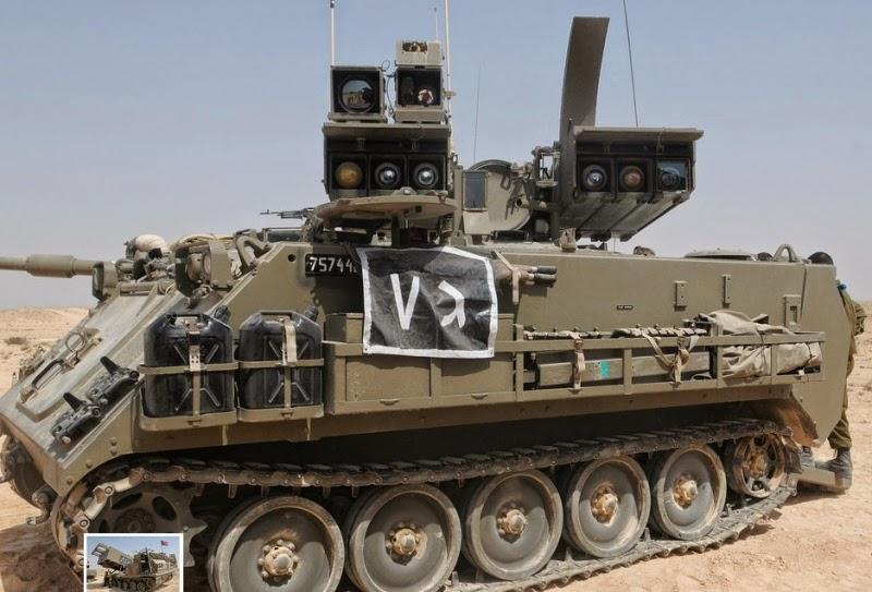 EJÉRCITO DE ISRAEL M113-Tamuz-f-1