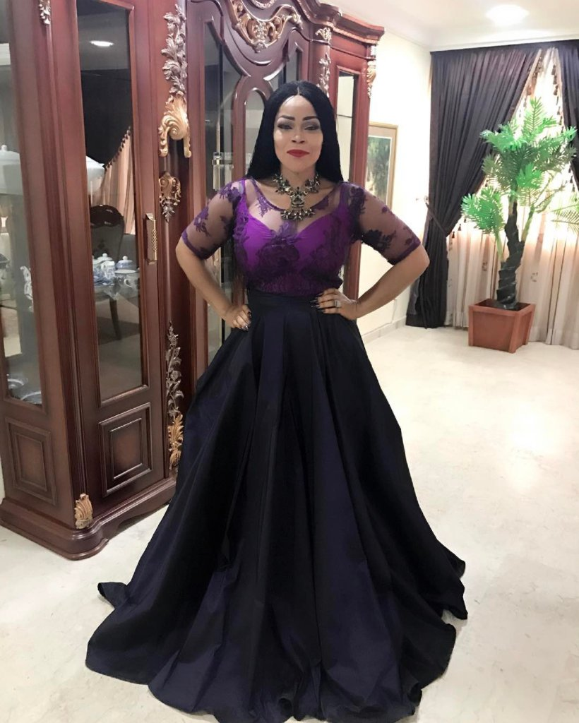African Stylish Wedding Guest Dresses Styles 2019 7