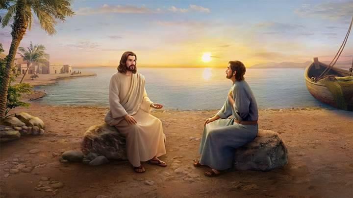 Hãy Tin Vào Tình Thương Chúa