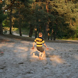 beach training '08
