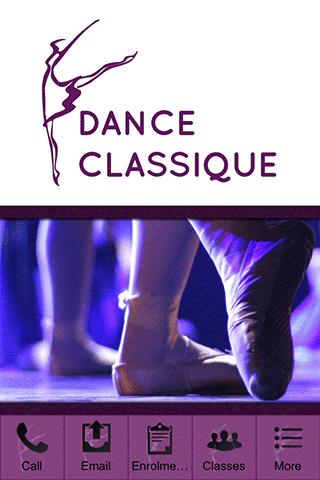 Dance Classique WA
