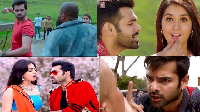 Ram Pothineni Hindi Dubbed Movies