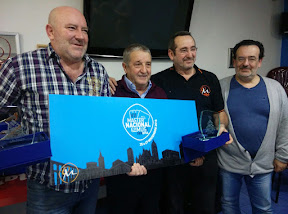 Trio, Campeones del Torneo de Nadal Amou 2015
