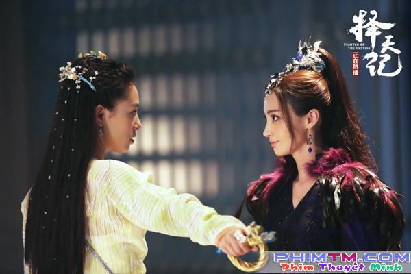 """""""Trạch Thiên Ký"""": Luhan đẹp đến mức che lấp cả đống sạn to đùng! - Ảnh 11."""