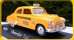 4529 Chevrolet Sedan taxi 1950