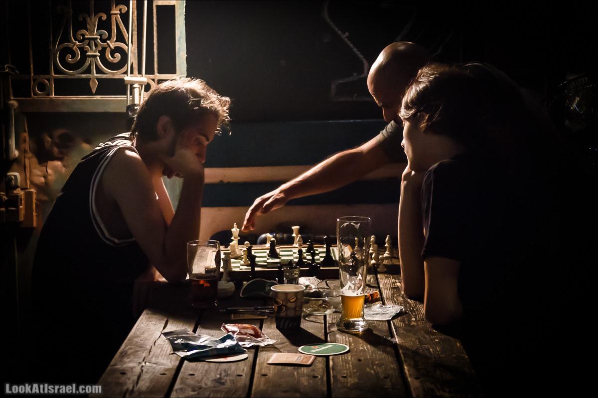 Тель Авивские бары | LookAtIsrael.com - Фото путешествия по Израилю