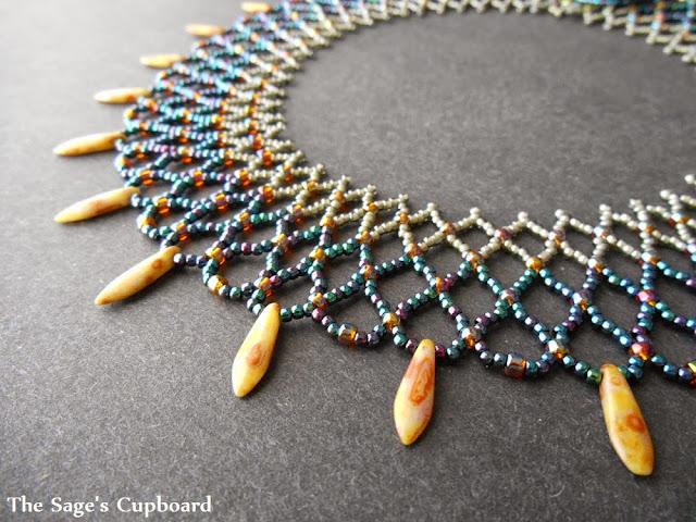 Dragonfly Collar
