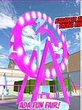 ID Fun Fair Ani Nurhayani Di Sakura School Simulator