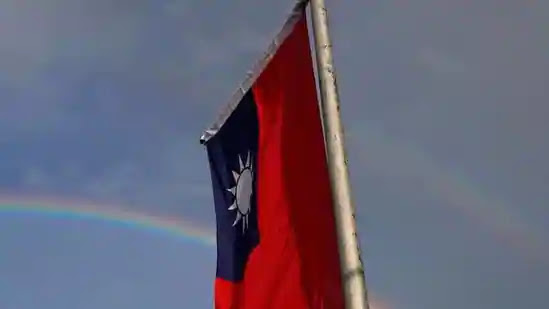 Taiwan's National Flag