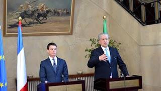 Relations algéro-françaises, Les tensions s'étendent à l'économique