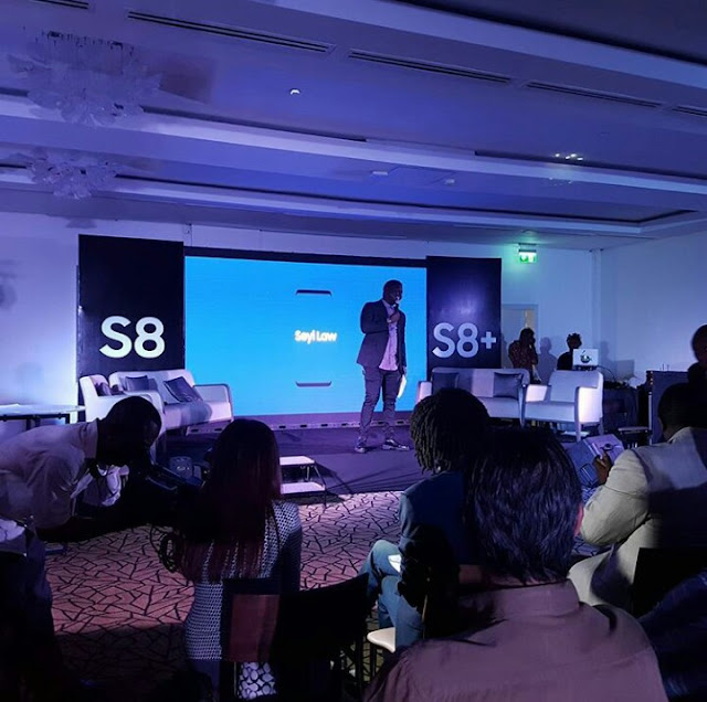 Photos From The Galaxy S8 Launch In Lagos, Nigeria 2