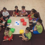 Square Day Celebrated by Playgroup Section at Witty World (2015-16)