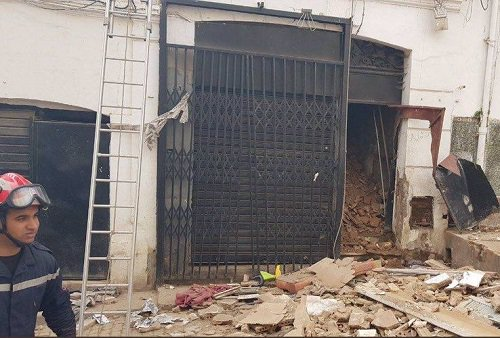 Tragedy: Five Members Of One Family Killed In Building Collapse