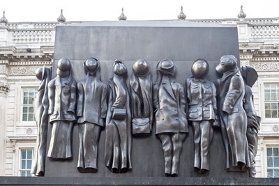 Women in War Memorial london