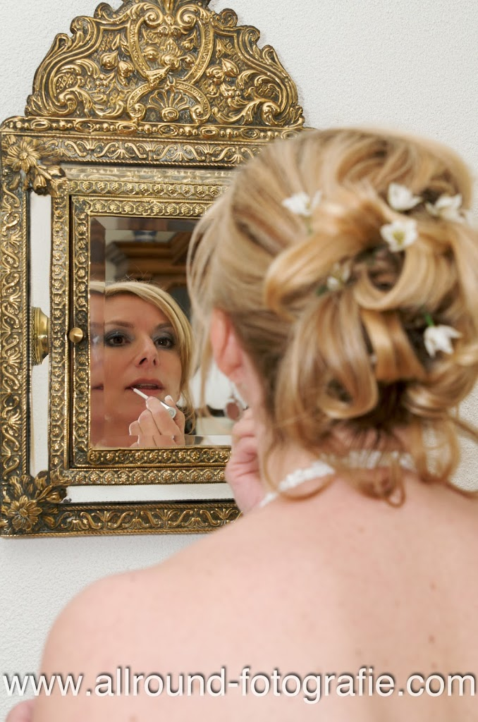 Bruidsreportage (Trouwfotograaf) - Foto van bruid - 012