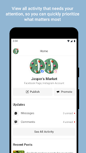 Facebook Business Suite Apps On Google Play