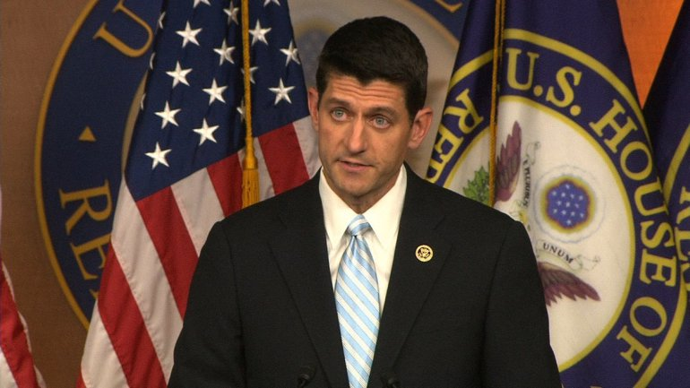 Speaker Ryan sees an open GOP convention in the future