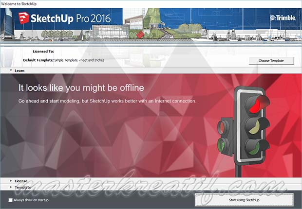 sketchup pro 2016 serial number and authorization code list