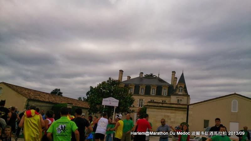 法國波爾多紅酒馬拉松 Marathon du Médoc Château GRAND-PUY-LACOSTE