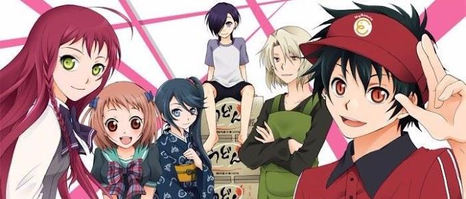 Downlod || Devil is a Part Timer (Hataraku Maou-sama!)  SEASON 1 HINDI DUBBED