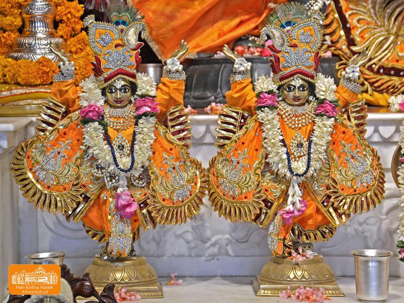 ISKCON Hare Krishna mandir Ahmedabad 11 Jan 2017 (8)