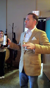 Jeff Veir talks about the next wine pairing