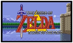 legend of zelda a link to the past pt br-tela inicial
