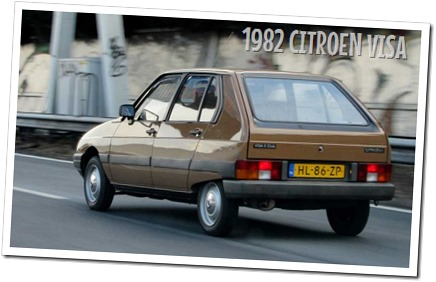 Citroen Visa - autodimerda.it
