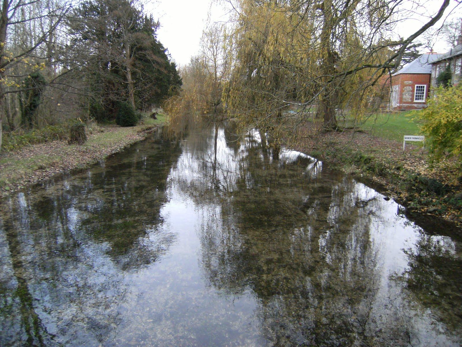 DSCF2710 River Test at Freefolk