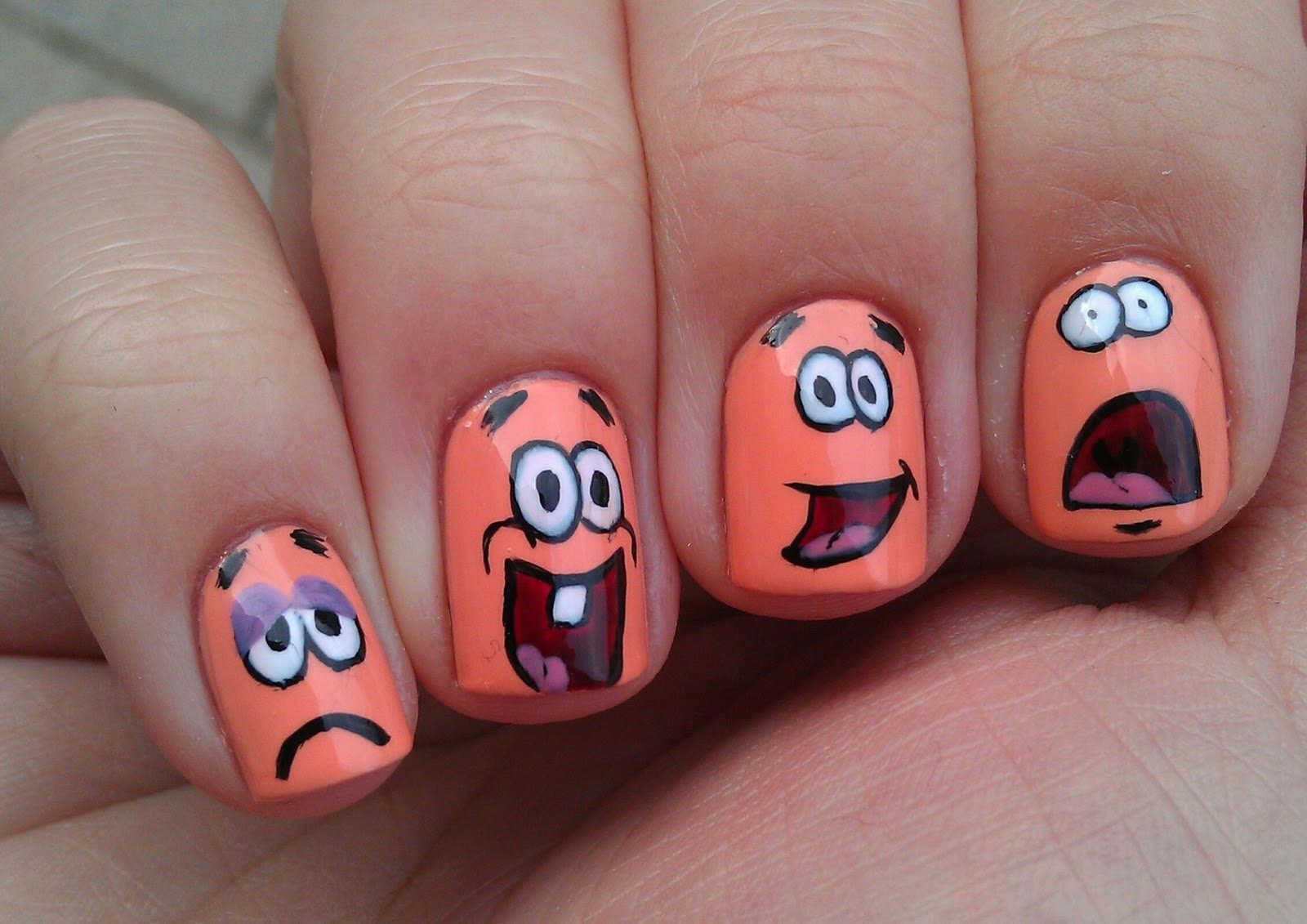 Funky Nail Ideas 2015 The Best Inspiration For Design And Color Of