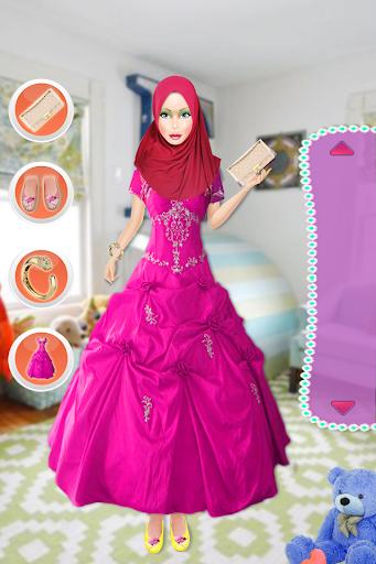 盖头化妆沙龙Hijaab女孩|玩教育App免費|玩APPs