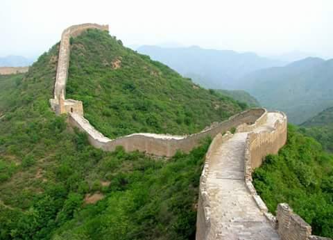The Great China Wall Image