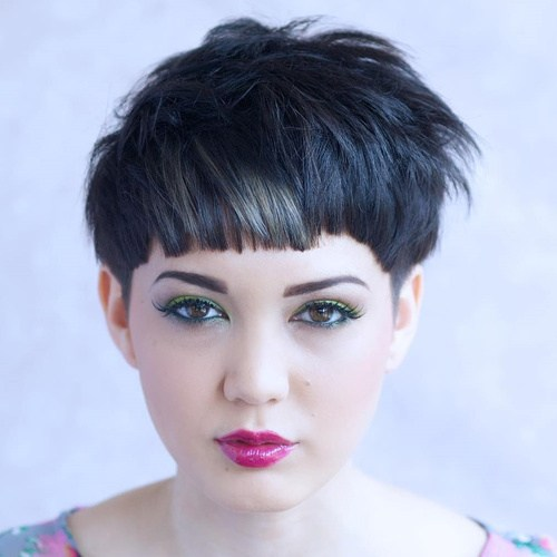 Pixie Cuts For Thick Hair 2018-Pixie Haircuts 4
