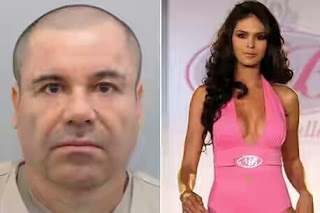 Model Wife Of El Chapo Says 'He Will Die Or Go Crazy' After Prison Cut His Love-Making Time