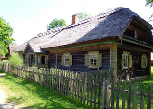 Photo: On the way to the Baltic Sea, we stopped at Rumšiškės and visited their open-air museum.