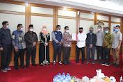 Komisi I DPR Aceh Sambangi Dirjen Otda Kemendagri
