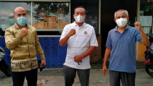 Jangan Lepas Masker, Sirkulsi Udara Sedang Buruk