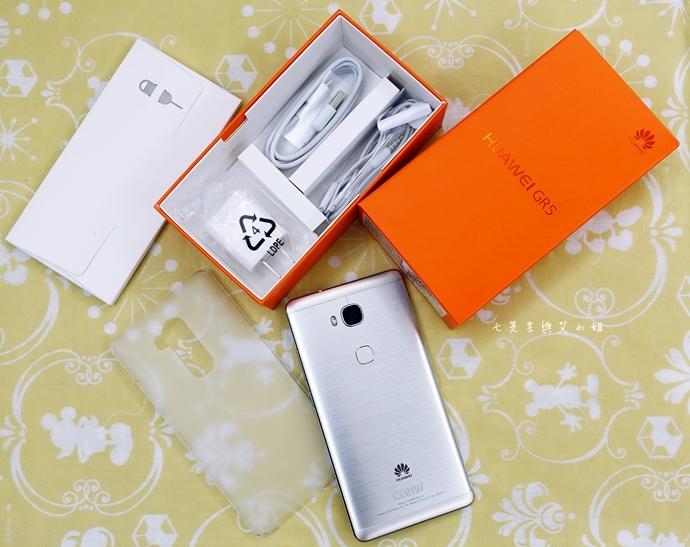 51 HUAWEI GR5 一指多用 接電話、拍照 錄影、停止鬧鐘、快速啟動拍照