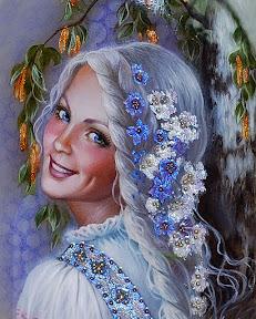 Берегини Светланы Беловодовой